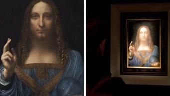 Récord mundial: subastan un Da Vinci por $450 millones