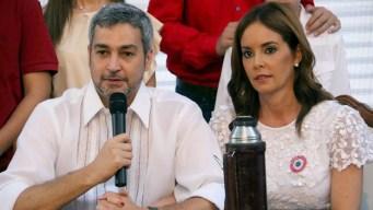 Oficialista Abdo Benítez gana elecciones en Paraguay