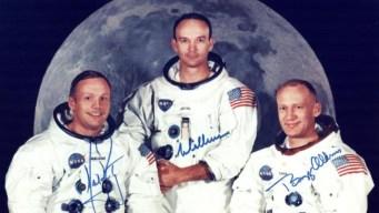 A la Luna: hace medio siglo despegaba la misión Apolo 11