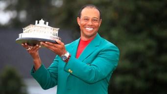 Apuesta por Tiger Woods y se vuelve millonario