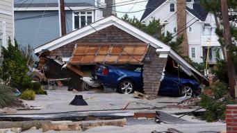 Sandy: El huracán más letal en 40 años