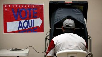 Hoy es el último día para registrarse para votar en Texas