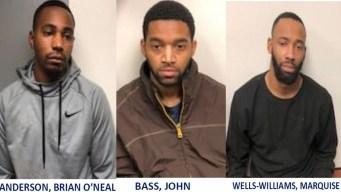 Arrestados tras robo de $28,000 en Iphones