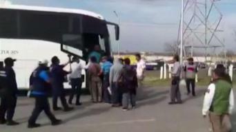 Trasladan migrantes de Piedras Negras a otras ciudades