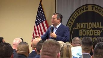 ¿Quién es el senador Ted Cruz?