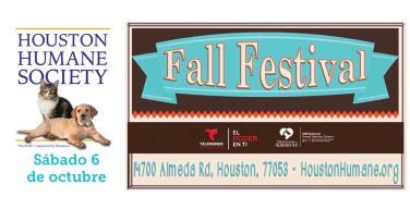 Houston Humane Society Fall Festival