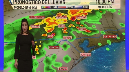 Hacia la noche una banda organizada de lluvias volverá a afectarnos. En general, el día transcurrirá nublado