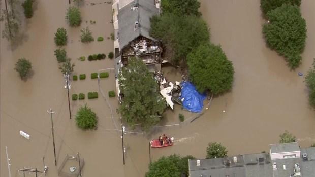 [TLMD - Houston] Imágenes aéreas de las inundaciones en Houston