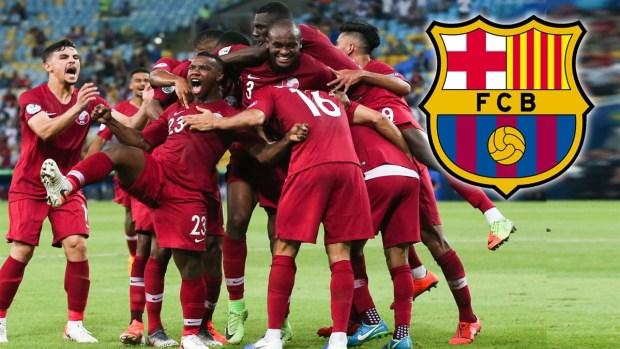 [Copa America PUBLICADO] Qatar y su reciente éxito, producto del ADN del Barcelona