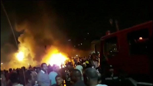 [TLMD - LV] Mortal explosión frente a hospital en El Cairo