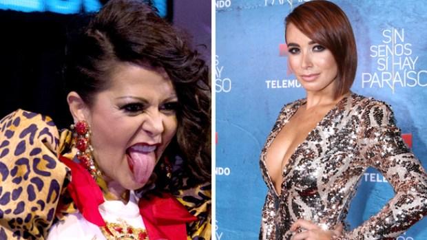 """¿Reveló Alejandra Guzmán un secreto de """"La Diabla"""", Majida Issa?"""