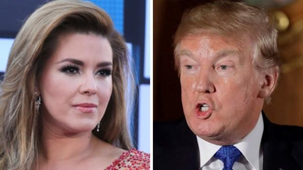 Machado afirma que Trump intentó tener sexo con ella