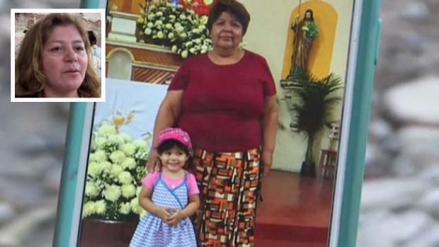 Amor de Guadalupe: la niña que murió con su abuelita en el terremoto