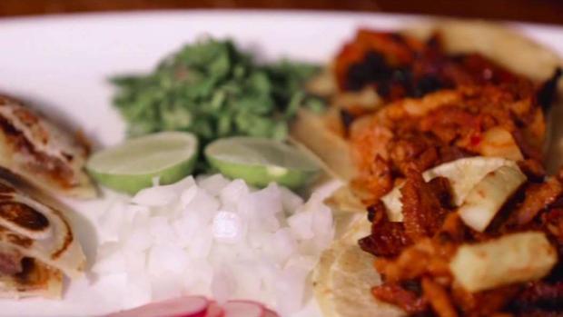 [TLMD - SA] Antojitos mexicanos en Taste of the Republic