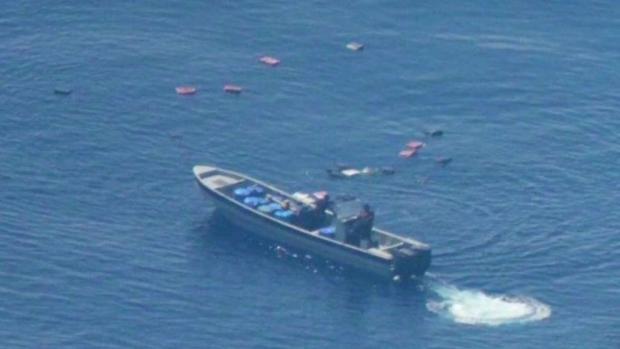 [TLMD - SA] Autoridades confiscan 3 toneladas de cocaína en el Pacífico