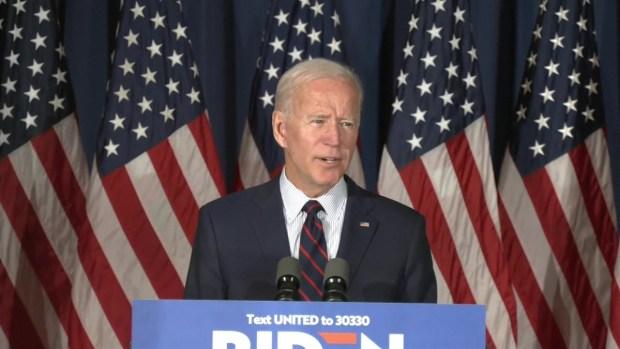 Biden ahora pide juicio político contra Trump