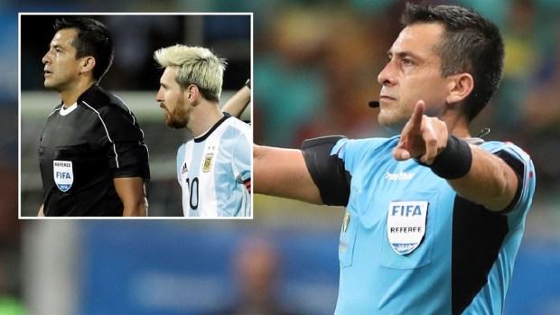 [Copa America PUBLICADO] Temores en Argentina: el árbitro ante Qatar ya enfureció a Messi