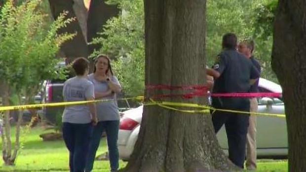 [TLMD - Houston] Cadáver de anciana es encontrado en extrañas circunstancias