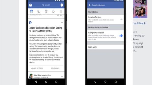[TLMD - NATL] Cómo Facebook actualiza controles para tener acceso a tu ubicación