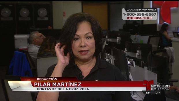 [TLMD - Houston] Cruz Roja responde por qué ha negado ayuda a damnificados
