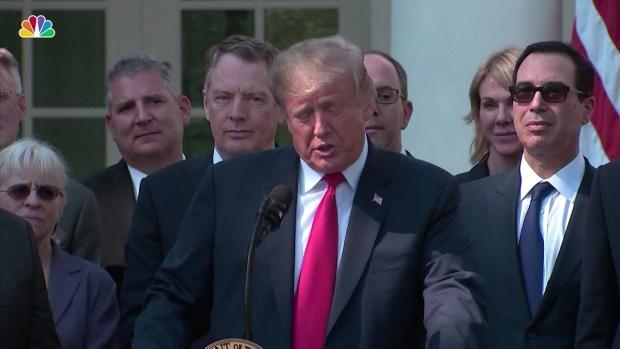 [TLMD - MIA] Trump sobre nuevo convenio con México y Canadá