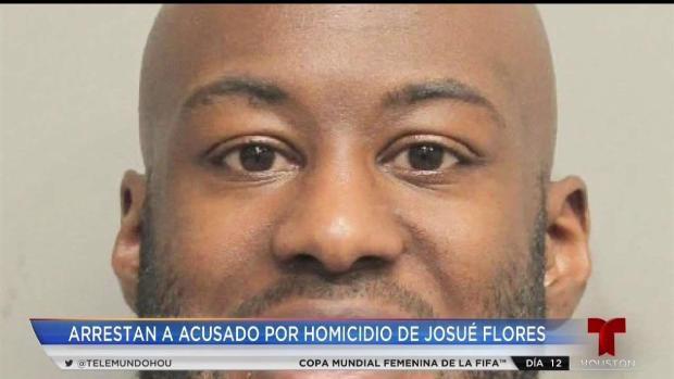 [TLMD - Houston] En corte acusado de matar a Josué Flores