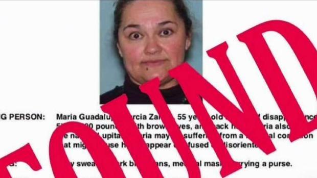 [TLMD - AZ] Encuentran en México a madre que desapareció en lavandería en Phoenix