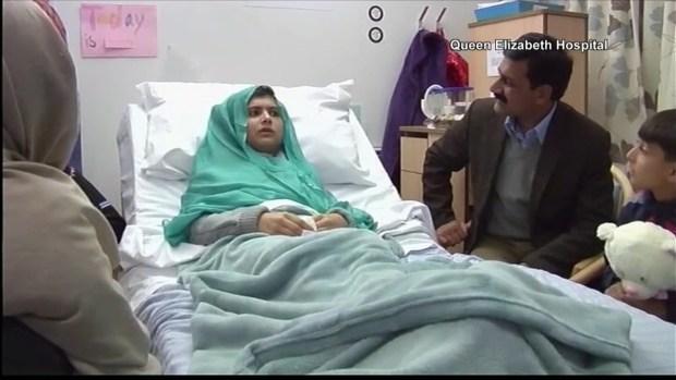 Malala vuelva a Pakistan