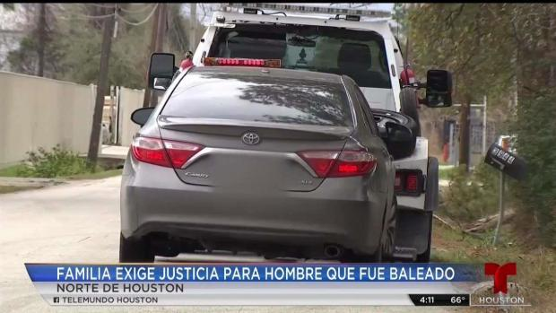 [TLMD - Houston] Familia de hispano baleado de muerte pide ayuda