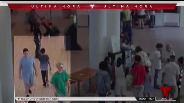 [TLMD - Houston] HPD busca a dos personas por caos en Memorial Mall