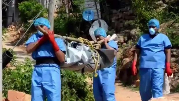 Hallan fosa clandestina en el estado de Guerrero