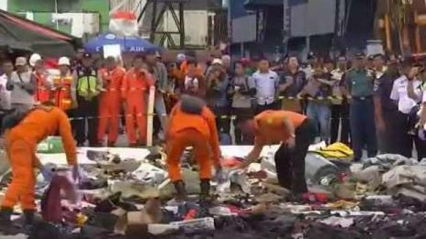 [TLMD - LV] Hallan similitudes en accidentes de Etiopía e Indonesia