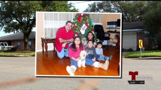 [TLMD - Houston] Maestra abre sus puertas a familia afectada por Harvey
