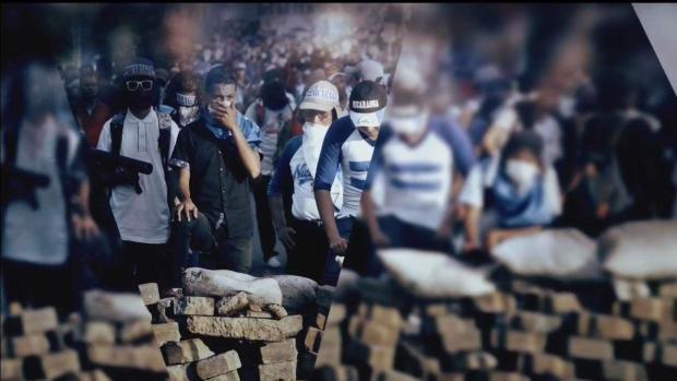 Masaya el rostro de la represión en Nicaragua