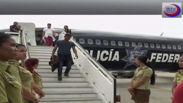 [TLMD - MIA] Más de 60 cubanos fueron deportados de México a la isla