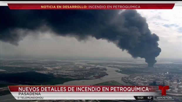[TLMD - Houston] No hay límite de tiempo para apagar incendio