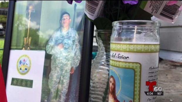 [TLMD - SA] Novia acusada de matar a veterano de guerra