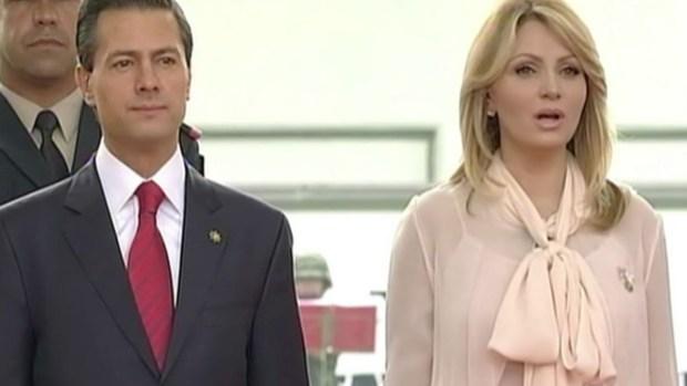 Video: Peña Nieto niega crisis matrimonial