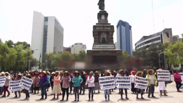 [TLMD - Dallas] Protestas a un día de las elecciones