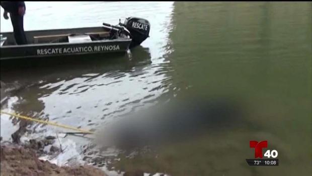[TLMD - McAllen] Recuperan ocho cadáveres del Río Bravo en lo que va del 2018