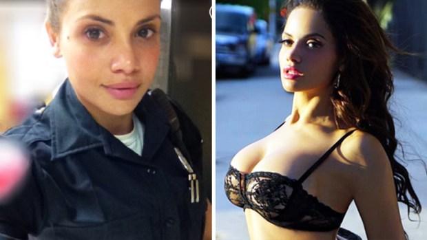 Oficial de Nueva York derrite pasiones