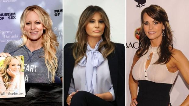 Se desahoga: Melania habla de supuestas infidelidades de Trump