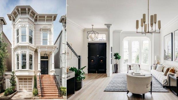 La icónica casa de Full House está a la venta en San Francisco