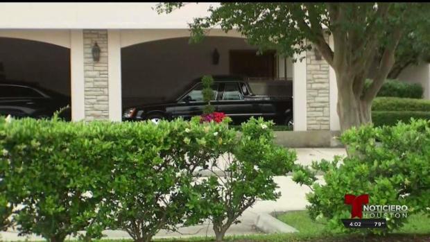 [TLMD - Houston] Todo listo para honras fúnebres de Barbara Bush