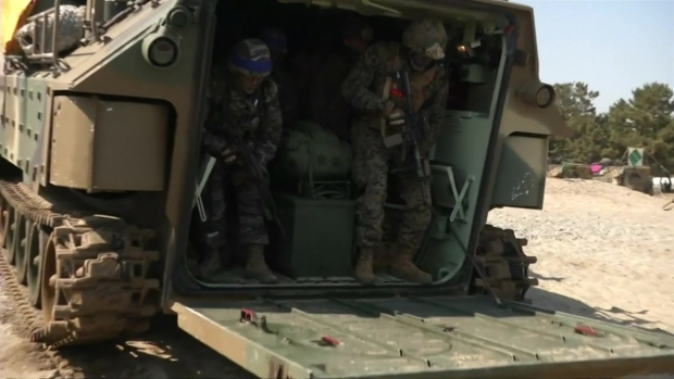 [TLMD - NATL] Washington iniciará nuevas maniobras militares en Corea del Sur