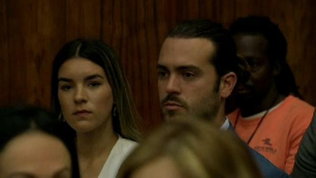 [TLMD - MIA] Pablo Lyle comparece en corte