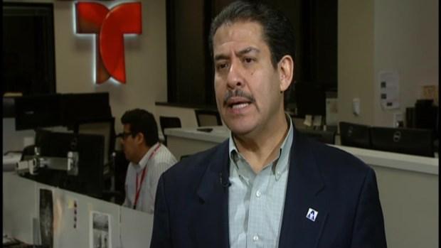 [TLMD - Houston] Adrián García quiere ser legislador federal