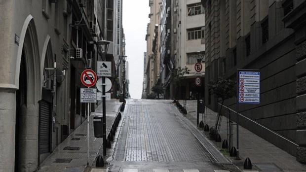 Apagón deja a oscuras a Argentina y Uruguay