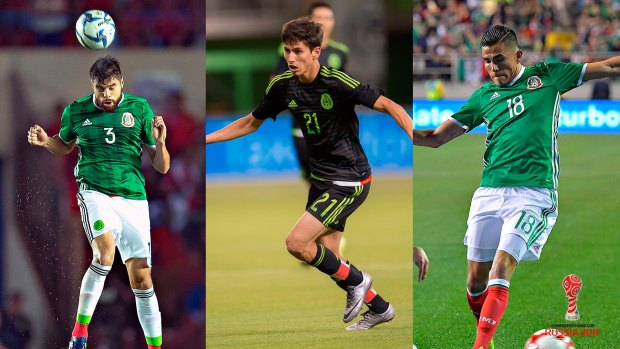 México viene de atrás y rescata empate a dos goles con Portugal