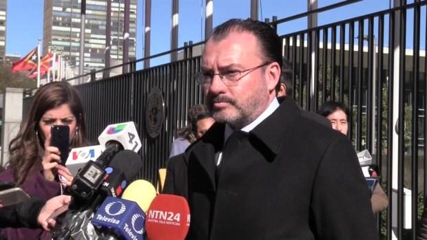 [TLMD - LV] México pide apoyo ONU ante posibles peticiones de asilo de caravana migrantes